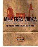 Молоко Яйца Водка. Списки продуктов потерянные и найденные